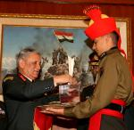Chief of the Army Staff,  General Bipin Rawat making contribution  on the occasion of the Armed Forces Flag Day, in New Delhi on December 07, 2017.