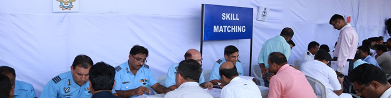 Skill matching Session