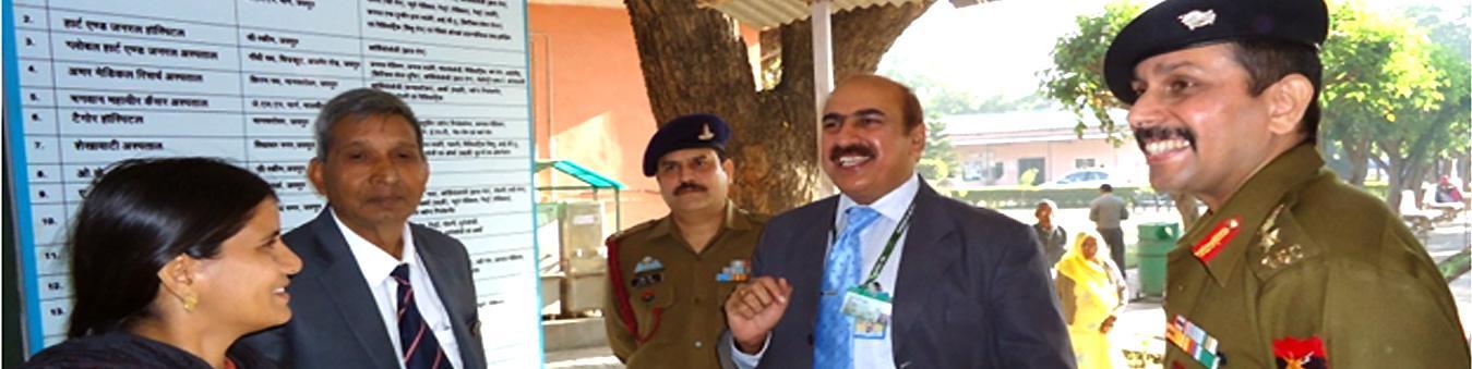 ECHS Regional Centre in JAIPUR