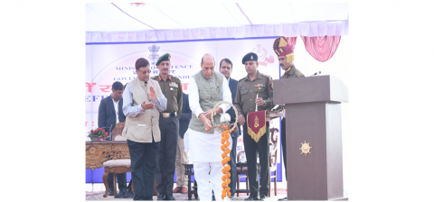 Defence Pension Adalat  Lucknow, Inaugurated by Hon'ble RM on 23rd November 2019.